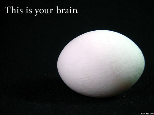 This is your Brain.