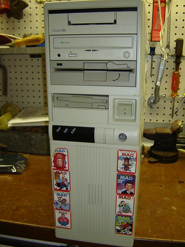 business desktop computer