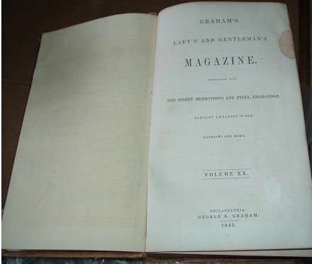 graham title page