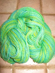 Yellow Submarine Yarn