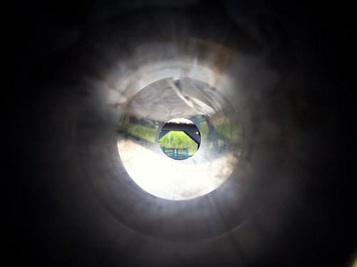 Luz al final del túnel - Nando © 2007 -