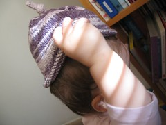A hat for Amelie