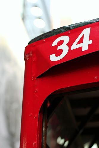 No 34 Tram