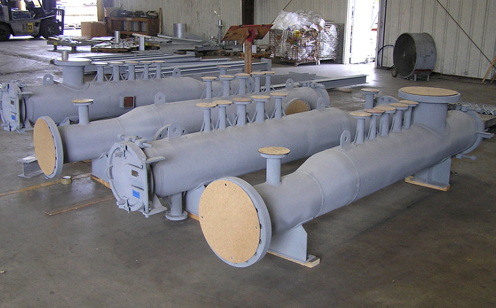 4 Pig Launchers and Receivers for a Petroleum Company