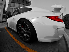 Porsche 911 GT3 (Tareq Abuhajjaj   Photography & Design) Tags: red moon white 3 black green cars car sport yellow speed high power top 911 engine fast gear full fisheye turbo porsche rims 700 16mm gt3 10mm سيارة تي tareq جي بورش نيكون جناح دي d700 رياضية جنوط tareqdesigncom tareqmoon tareqdesign