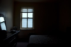 mirth (savage_scent) Tags: sunset chicago hotel quiet lonely cheap sober lonliness flophouse