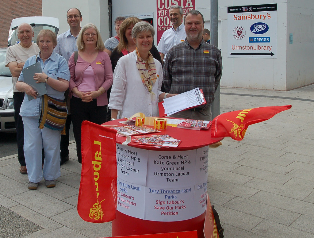 Urmston StreetStall Jun12_2010