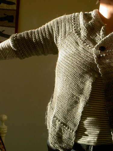 Autumn Breeze cardigan