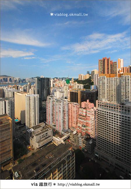 【香港自由行住宿】海景五星級酒店~港島海逸君綽酒店20