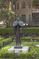 IMGP4922 (IrvineShort) Tags: sculpture art egypt cairo 1950s 1960s geziraartcentre