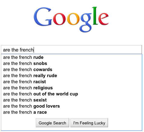 are the french