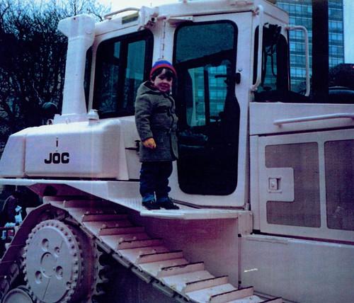 Shaun Murphy 1986