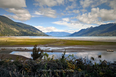 Vista al Estuario Reloncavi (Noelegroj (De regreso de Carretera Austral)) Tags: chile patagonia los lakedistrict lagos fiordo ralun