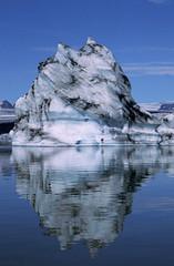 Glacier Ice (Ian Hayhurst) Tags: blue lake reflection ice iceland glacier jokulsarlon imhayhurst