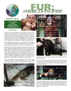 Kinship Circle - Fact Sheet - Fur - America's Pacifier