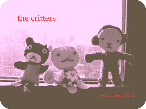 the critters album cover