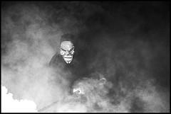 devil in the fog b&w (willer1973) Tags: boiano bojano corteostorico bnvitadistrada