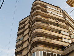 Summer in communist architecture