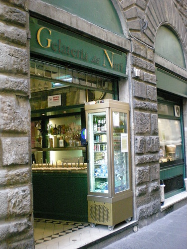 where to eat the best ice cream in Florence