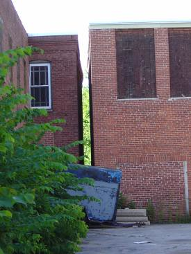 Abandoned buildings, Keene, NH