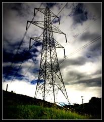 (andrewlee1967) Tags: uk england sky clouds landscape derbyshire hill pylon andrewlee abigfave canon400d andrewlee1967 focusman5