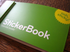 Moo stickerbook