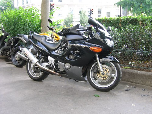 ... Katana, this is a fine sport touring bike from Suzuki motorcycles