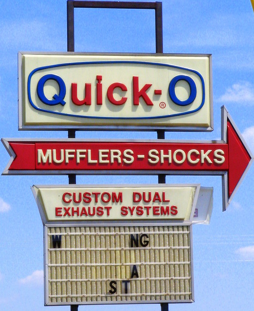 Quick-O Mufflers & Shocks - Lebanon, TN