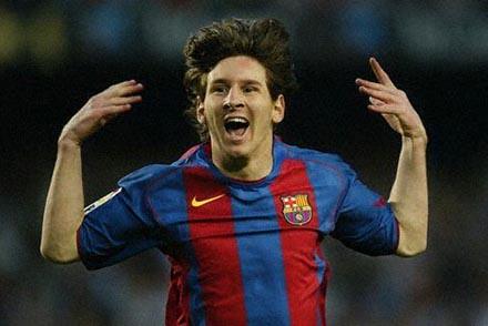 Lionel Messi [Fc Barcelona]