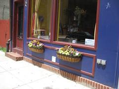 Nice Flower Boxes (EMFPhoto) Tags: philadelphia publicmarket readingmarket