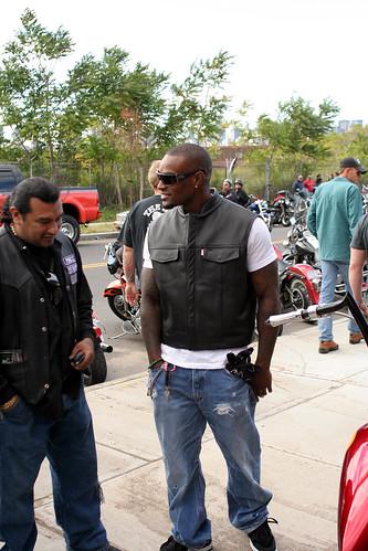"""Tyson's here"""