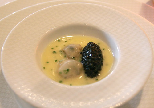 French Laundry - Oysters and Pearls
