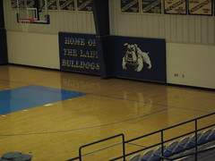 Hooker OK Basketball stadium (funny strange or funny ha ha) Tags: school oklahoma reunion basketball town memorial day all stadium weekend small pad fabulous ok gym hooker panhandle 2010