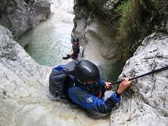 Fratarica Canyon, Slovenia