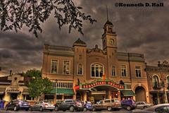 Sebastiani Theater HDR Sonoma, California