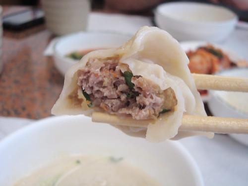Dumpling @ Ma Dang Gook Soo
