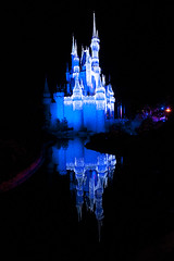 Disney World (DaveMosher) Tags: castle disneyworld