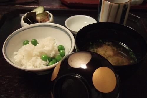Mamegohan at Kishiyoshi