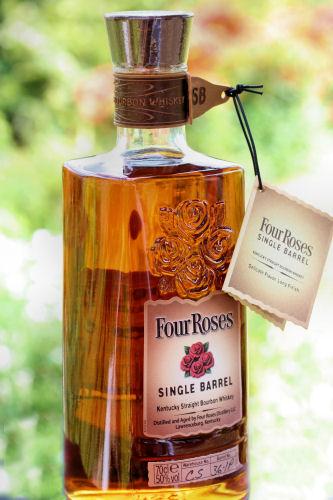 Four Roses Bourbon 8905 R