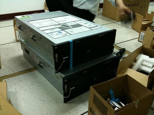 HP DL580G5