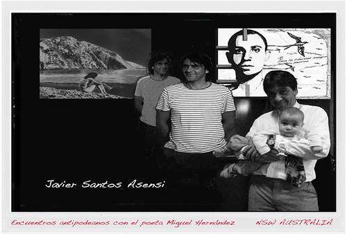 Encuentros Antipodeanos; Presente,Javier Santos Asensi