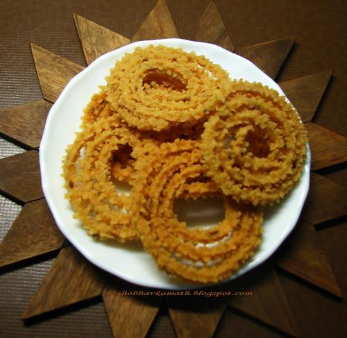 Rice chakuli