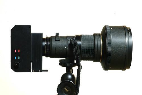 300mm f2.8 nstallation