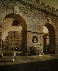 rework of a photo taken in Rome in 2009 (- Carsten -) Tags: