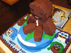 LittleBigPlanet cake
