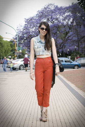 red pants5