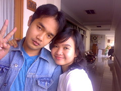 Guruh and I @ Bandung