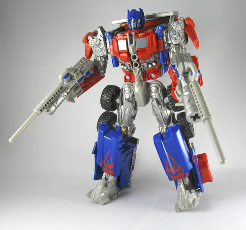 Transformers Movie Optimus Prime (Robovision version)
