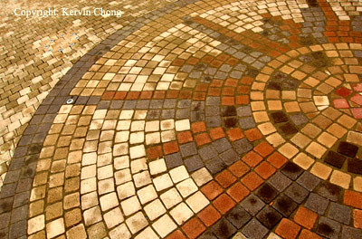 Mosaic-Floor