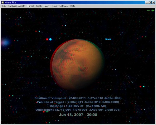 Mitaka Plus-Mars-anaglyph-image00743